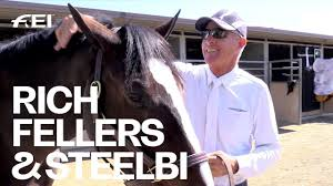 """Rich Fellers may have found his next """"<b>Flexible</b>""""   Longines FEI ..."""