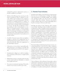 ippf practice guide internal auditing and fraud pdf bribes be offered to key employees or managers such as purchasing agents who have discretion