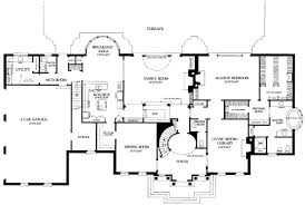House Plan at FamilyHomePlans comColonial Plantation House Plan Level One