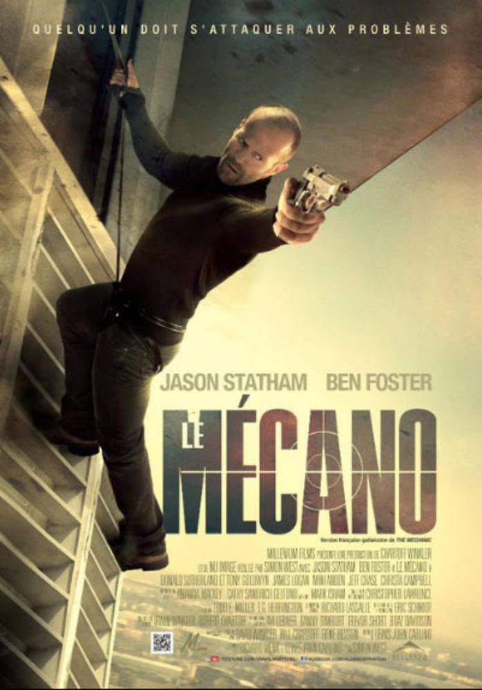 Download The Mechanic (2011) Dual Audio {Hindi-Eng} 480p [300MB] | 720p [800MB]