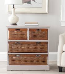 white storage unit wicker: storage furniture amhc room storage furniture