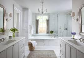 bathroom features gray shaker vanity: bathroom vanities facing each other white marble bathroom vanities facing each other