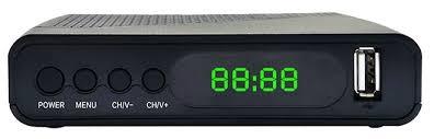 TV-<b>тюнер Hyundai H</b>-<b>DVB500</b> — купить по выгодной цене на ...