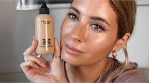 <b>MAC Face And Body</b> Foundation Review | Barely There Makeup ...