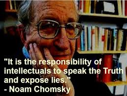 Image result for Noam Chomsky-The Responsibility of Intellectuals