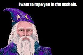 Everyone's favorite Love Wizard via Relatably.com