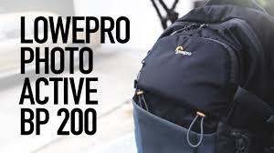 <b>Lowepro Photo Active</b> BP 200 - Perfect Hiking Camera Backpack ...