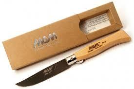 Отличный <b>складной нож Douro</b> Titanium 83 мм (бук) <b>MAM</b>