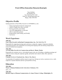 front desk receptionist resume sample template front desk receptionist resume sample
