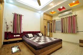 ceiling fans and false ceiling lighting bulb and two colors curtains for bedroom decor bedroom decor ceiling fan
