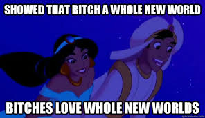 a whole new world memes | quickmeme via Relatably.com