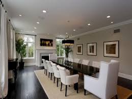 room simple dining sets: dining roomsimple dining room with black furniture set under black drum shade chandelier very