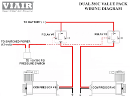 hornblasters train horn instruction diagrams for installing our kits 380c dual kit wiring schematic gif format