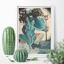 Art Print <b>Lord</b> Shiva Dance Paintings Poster Wall Art <b>Printing</b> Canvas ...