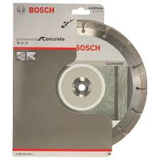 <b>Алмазный диск BOSCH</b> Standard for Concrete по бетону 230мм ...