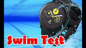 Galaxy Watch Active, best <b>waterproof smartwatch</b>?