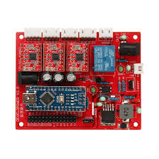 Original 3018 <b>CNC Router 3 Axis</b> Control Board GRBL USB Stepper ...