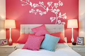 Simple Bedroom Wall Painting Bedroom Wall Paint Designs