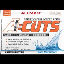 <b>ACUTS</b> SAMPLE | <b>Amino</b>-<b>Charged Energy Drink</b> - Allmax Nutrition