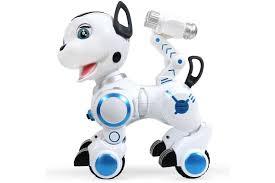 LNT-K10 <b>Le</b> Neng Toys <b>Радиоуправляемая интерактивная собака</b> ...