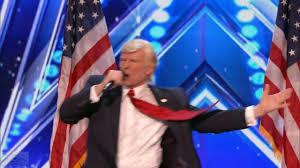 America's Got Talent 2017 Donald Trump <b>Wins</b> Again Full Audition ...