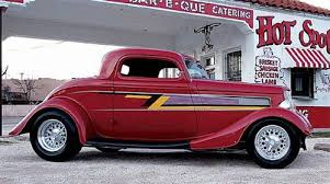 """Hot Rods You Should Know: 1933 Ford """"<b>Eliminator</b>"""""""