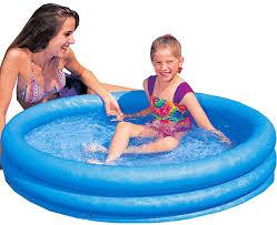 Купить Детский <b>бассейн INTEX Кристалл</b> по самой выгодной ...