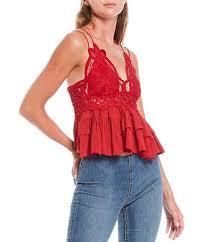 <b>Sleeveless Women's</b> Casual & Dressy Tops & Blouses | Dillard's