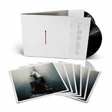 <b>Rammstein</b> Self Title <b>2 LP Vinyl</b> Record