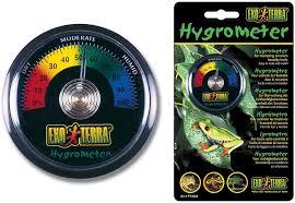 <b>Гигрометр Exo</b> Terra Analog Hygrometer для <b>террариума</b> - купить ...