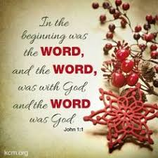 Image result for john 1: 1-3