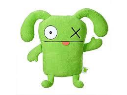 <b>Мягкая игрушка Hasbro Ugly</b> Dolls Окс зеленый купить в детском ...