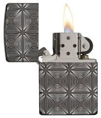 <b>Зажигалка Zippo Armor</b>® с покрытием Black Ice®, 29665 на ZIPPO ...
