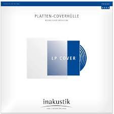 <b>Конверт для виниловых пластинок</b> Inakustik Premium LP Cover ...