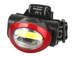 <b>Налобный фонарь Camelion</b> LED5382, черный — купить в ...