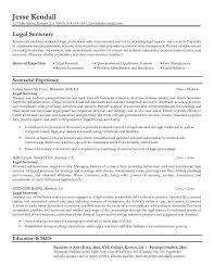 resume template  legal secretary resume objective  legal assistant        resume template  legal secretary resume objective with legal secretary experience  legal secretary resume objective