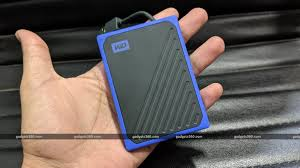 <b>WD My Passport</b> Go SSD Review | NDTV Gadgets 360