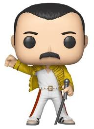 <b>Фигурка Funko POP</b>! Rocks: Queen - Фредди Меркьюри (1986 ...