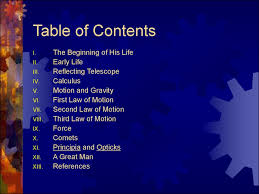 sir isaac newton life and accomplishments презентация онлайн sir isaac newton table of contents