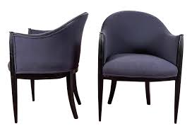 french art deco chairs pair art deco chairs
