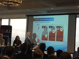 target boston city remains a top destination for international jll capital markets target boston breakfast held at the umass club