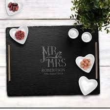 <b>Mr</b> & <b>Mrs</b> Gifts - Personalised <b>Wedding</b> Gifts