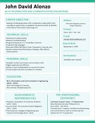 doc infosys resume format latest resume format for mca resume format for freshers latest resume format for