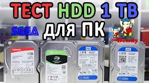 <b>ТЕСТ</b> Hdd <b>дисков</b> на 1 TB для ПК. 4 Лучших бюджетных <b>дисков</b> ...