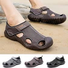 <b>Men's Summer</b> Fashion <b>Sandals</b> Breathable Beach <b>Shoes</b> Magic ...