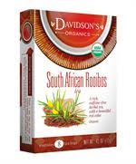 <b>South African Rooibos</b> Tea Bag