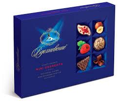 <b>Набор конфет Вдохновение Mini</b> Desserts 165 г — купить по ...