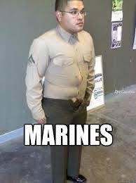 Reflective belts are the new camo - Navy Memes - clean mandatory fun via Relatably.com