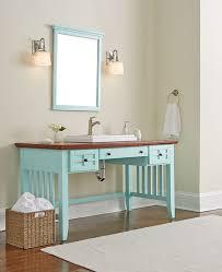 making bathroom cabinets:  bathroom vanity hero
