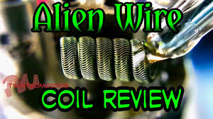 <b>Alien</b> Wire Coil Review - TwistedMesses - YouTube